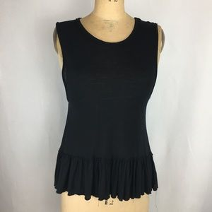 Chaser Loose Fit Peplum Tank